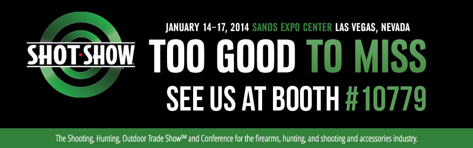 Join Us at Shot Show 2014